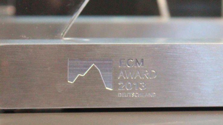 ECM Award 2013
