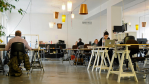 Für Freiberufler und Gründer: Coworking: Schreibtisch zum Schnäppchenpreis - Foto: Sepehr Atefi