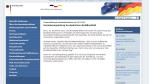 Telefónica: Bundeskartellamt will E-Plus-Übernahme prüfen - Foto: Bundeskartellamt / Screenshot: Simon Hülsbömer