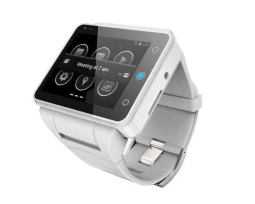 Im Gegensatz zu anderen Smartwatches ist die Neptune Pine ein vollwertiges Smartphone.