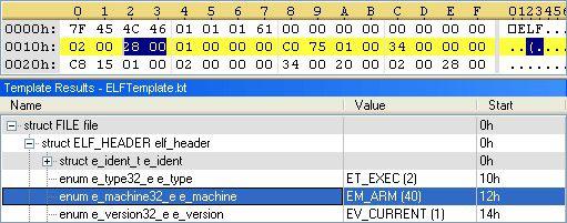 Der Code von Linux.Darlloz gibt die Info preis, dass der Wurm für ARM-Architekturen bestimmt ist.