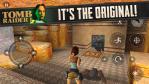 Kultspiel neu aufgelegt: Klassisches Tomb Raider ist für iOS erschienen - Foto: SQUARE ENIX INC