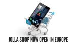 414 Euro inkl. Versand: Jolla-Smartphone jetzt auch für Käufer in Deutschland erhältlich - Foto: Jolla