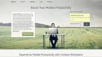 Für Web und Mobile: Cortado Workplace - Einfache Bürolösung für mobile Produktivität - Foto: Diego Wyllie