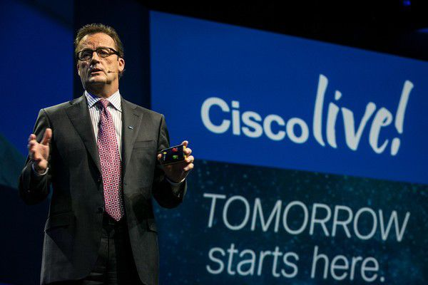 Rob Lloyd, Cisco
