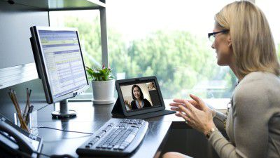 Dos und Don'ts im Videomeeting: Knigge für Video Conferencing - Foto: Polycom