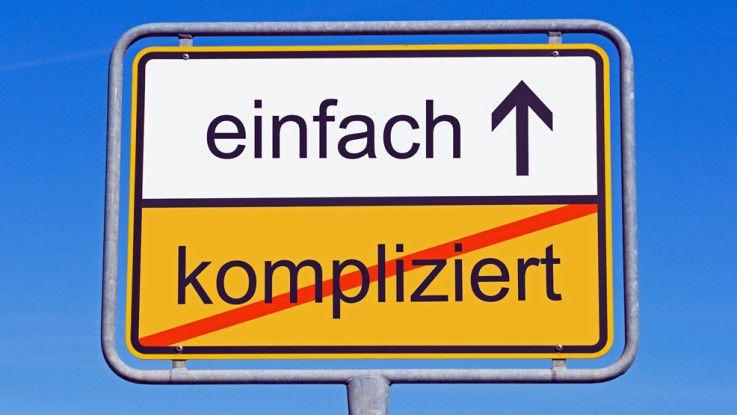 SAP-Anwender sehen ihre Geschäftsanwendungen lange noch nicht ausgereizt und möchten ihre ERP-Landschaften wo nur möglich vereinfachen.