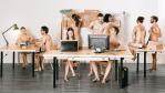 Nackte Tatsachen: Neulich ... in einem Startup - Foto: Kristoffer Schwetje