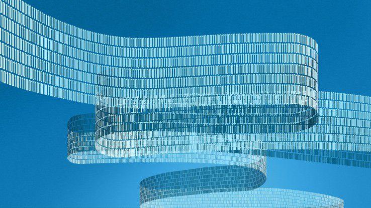 Datenströme überall - in einer Personal Data Economy werden Informationen zur wichtigsten Währung.