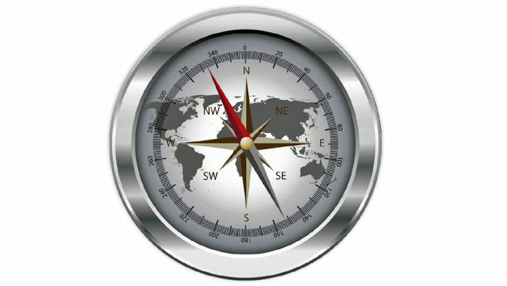 Für den IT-Kompass befragten IDC und die Computerwoche im November und Dezember 2015 IT- und Business-Entscheider aus 364 deutschen Unternehmen.