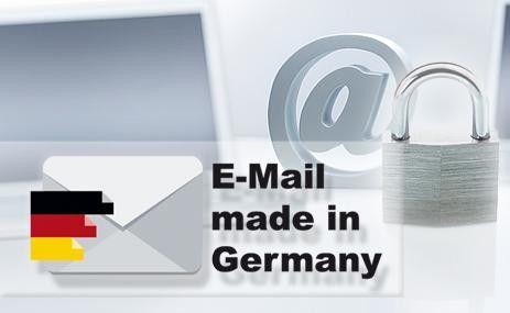 """Deutsche Telekom, United Internet (GMX, Web.de) und Freenet haben sich zu der Brancheninitiative """"E-Mail Made in Germany"""" zusammengeschlossen."""