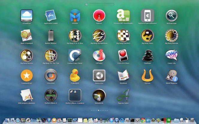Die Bedienkonzepte von Mac-OS X und Windows 10 zeigen einige Parallelen.