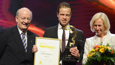 Hannover Messe Industrie: SAGs Smart Grid gewinnt den Hermes-Award	- Foto: Deutsche Messe AG
