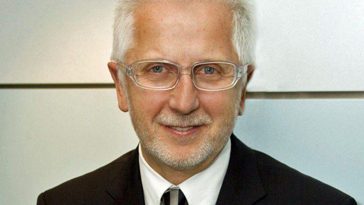 """""""In den IT-Abteilungen geht es fast immer um Kostensenkungen."""" Winfried Materna"""