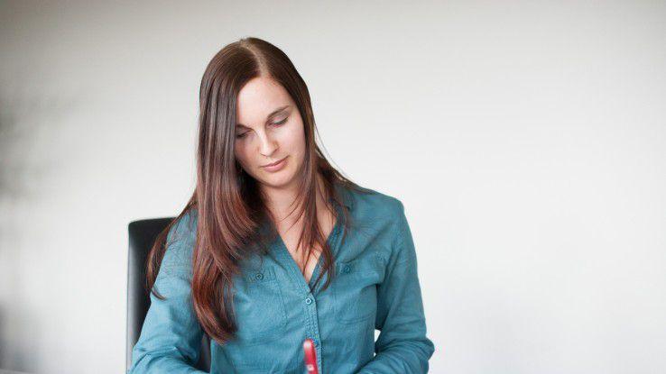 """Tina Probst, Datev: """"Mir war wichtig, möglichst flexibel zu arbeiten."""""""