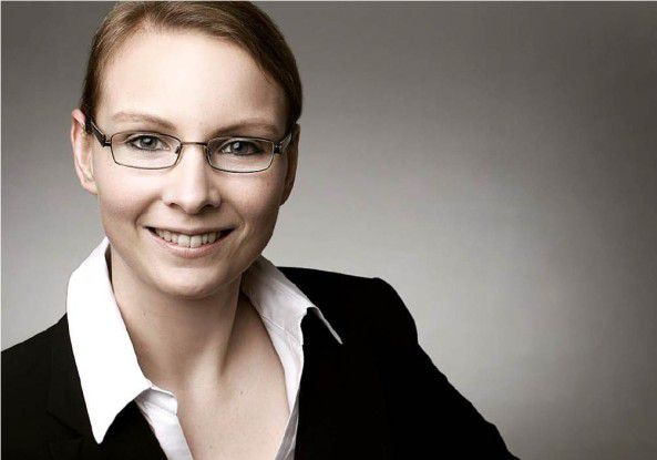 Christine Rammig verantwortet das Recruiting bei Circle Unlimited.