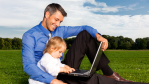 Kinder und IT-Karriere: Der CIO als Daddy Cool - Foto: detailblick - Fotolia.com