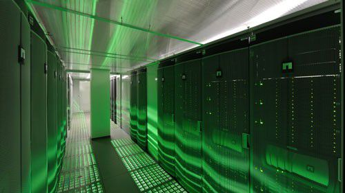 Mit Rapid Deployment Lösungen können SAP-Kunden neue Software schnell in einer SAP HANA Enterprise Cloud im Rechenzentrum von SAP implementieren.