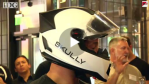 Motorradhelm mit Head-up-Display: Skully AR-1 im Video vorgestellt