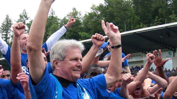 SAP-Mitgründer und Hoffenheim-Mäzen Dietmar Hopp