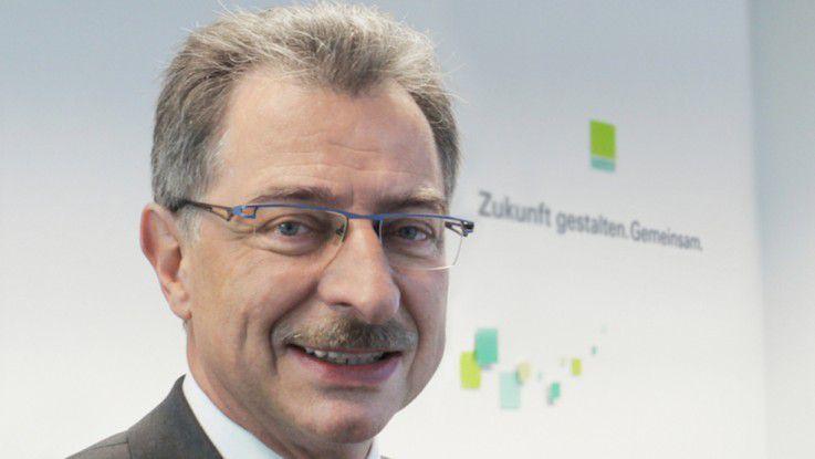 Dieter Kempf, Bitkom-Präsident und Datev-Chef