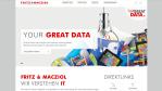 Best in Big Data 2014: Die besten Big-Data-Lösungen - Fritz&Macziol schnürt individuelle Big-Data-Pakete