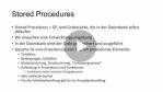 Erklärvideo: MySQL - Einführung in Stored Procedures