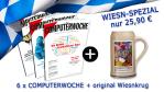 6 Ausgaben der CW zum Vorzugspreis: COMPUTERWOCHE Wiesn-Spezial 2014