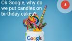 L wie Lollipop?: Google feiert 16. Geburtstag und tauft die nächste Version - Foto: Google