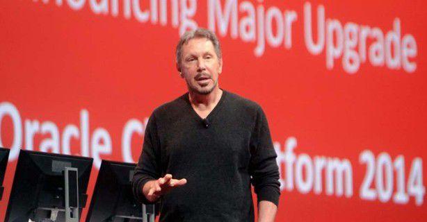 Larry Ellison hegt große Pläne im Cloud-Business und sagt Salesforce den Kampf an.