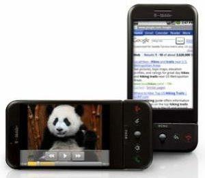 Mit dem G1 kündigt sich für Apples iPhone harte Konkurrenz an