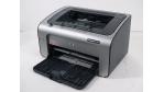 Laserdrucker fürs Büro: HP Laserjet P1006 im Test