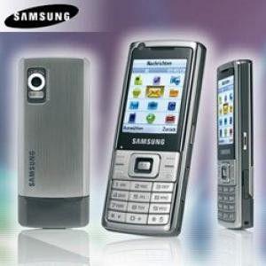 Außen hui, innen naja: Das Samsung SGH-L700.