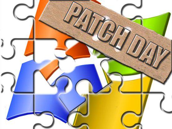 Rekord-Patchday bei Microsoft. 15 Bulletins für 34 Sicherheitslücken.
