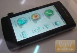 Neuanfang mit Android? Das Garmin-GPS-Handy Nüvifone.