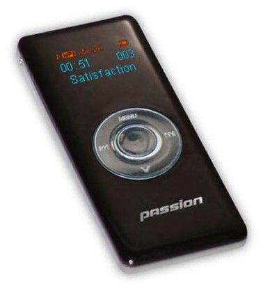 Der MP3-Player Passion von TakeMS