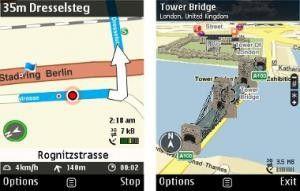 Nokia Maps 3.0 beta: Jetzt auch für S60-Handys mit Feature-Pack 1.