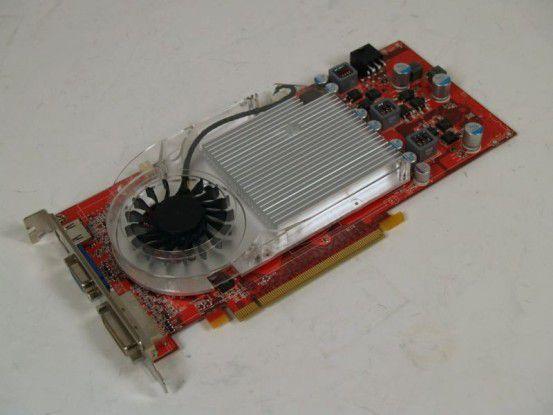 Kommt mit leisem Lüfter: MSI-Grafikkarte mit dem Nvidia-Chip Geforce GT 140