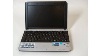 Netbook mit Power-Akku: MSI Wind U110 Eco Luxury im Test