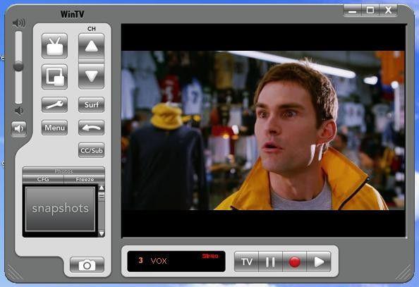 Arlt Individual PC Intel Atom 230: Fernsehen über DVBT.