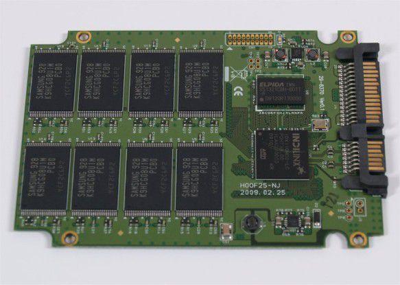 SSD mit hohem Tempo: Transcend TS120GSSD25D-M