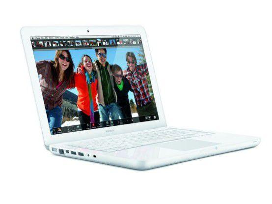 Im Test: Apple Macbook in Weiß