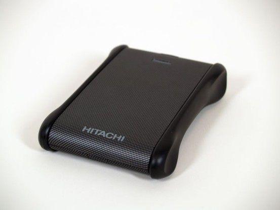 Hitachi Rugged Portable Drive: externe Festplatte
