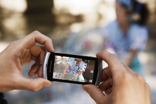 Sony Ericsson Vivaz mit guter Kamera
