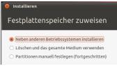 Ubuntu parallel zu Windows 7 installieren