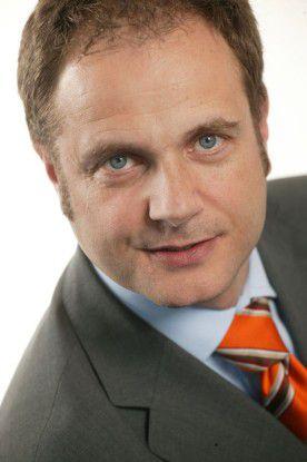 """Daniel Pelke, CTO, EMC Deutschland: """"Für EMC ist Big Data Analytics für Unternehmen eines der wichtigsten Themen in 2012."""""""