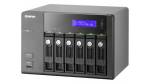 Network Attached Storage für KMU: NAS-Test - QNAP TS-669 Pro - Foto: QNAP