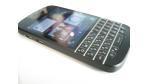 Mobile World Congress: BlackBerry Q10 ausprobiert