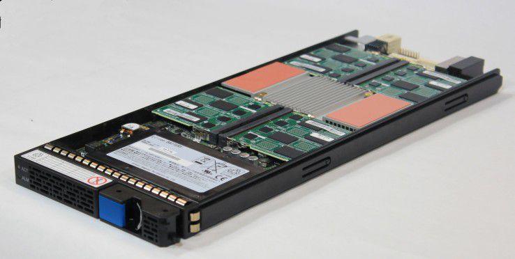 All-Flash-Lösung: Hitachi Data Systems bietet sein Storage-System HUS VM jetzt auch komplett mit Flash-Speicher ausgestattet an.