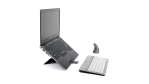 Gadget des Tages: UltraStand macht aus Notebooks ergonomische mobile Arbeitsplätze - Foto: BakkerElkhuizen